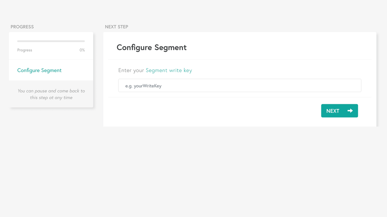 Connect Shopify to Segment