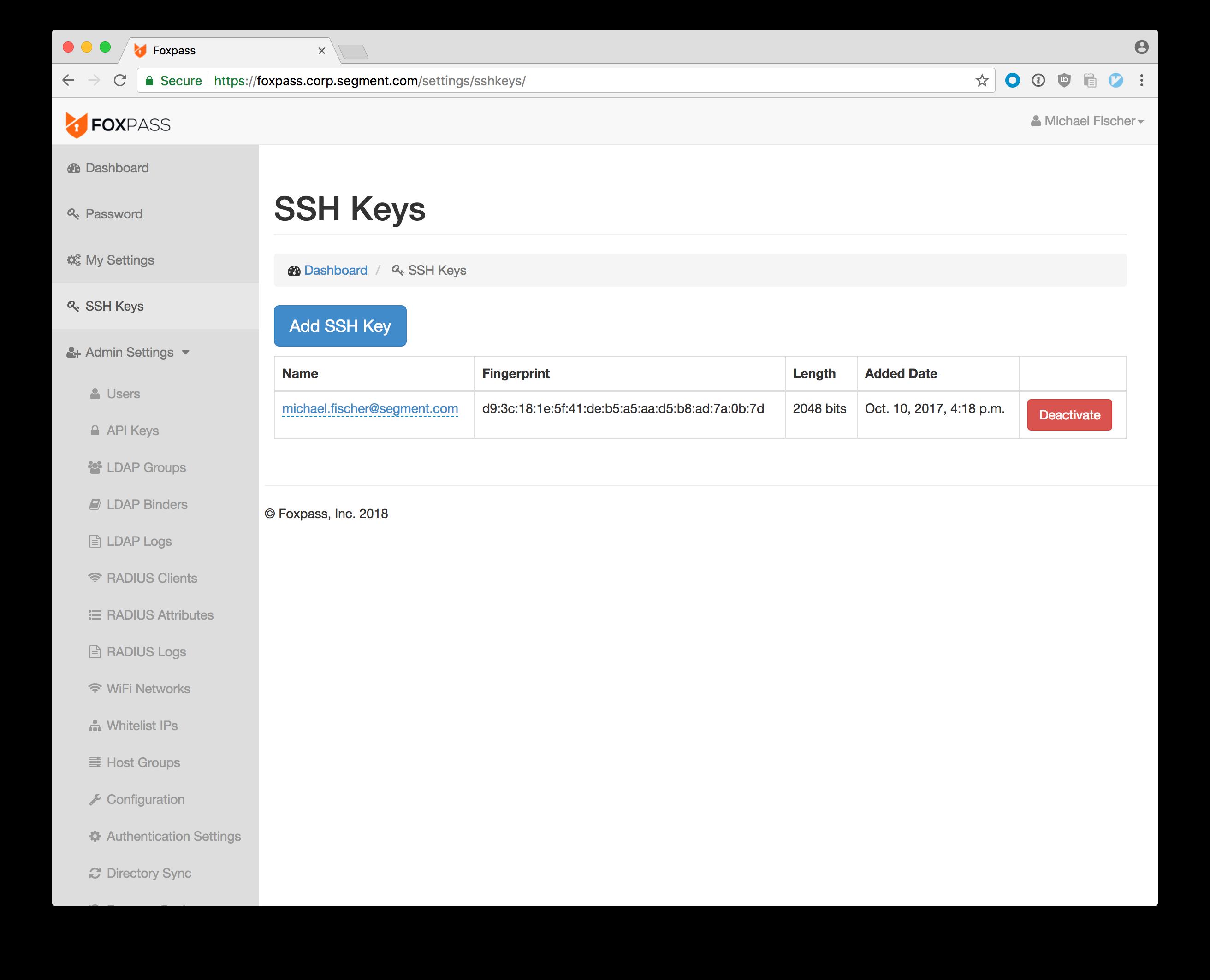 Ditching the Shared User: Managing EC2 Instance Logins · Segment Blog