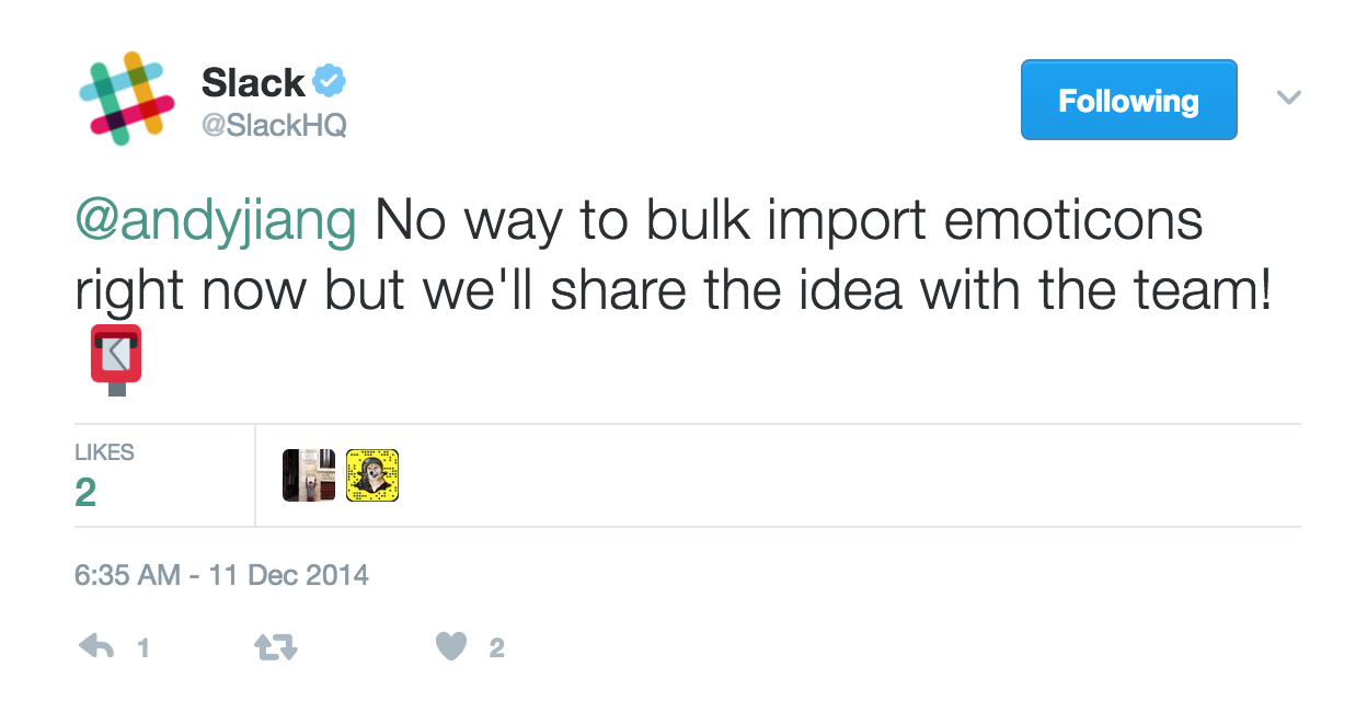 ⚡️ EmojiPacks 🎒 : Bulk Uploading 🌟Emojis🌟 into Slack by