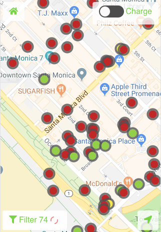 How to Find Scooters to Charge — Scooter Map Tutorial – Scooter Map Blog